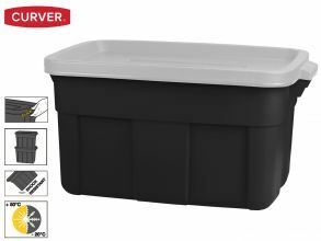 Curver-opbergbox-Roughtote---45L-